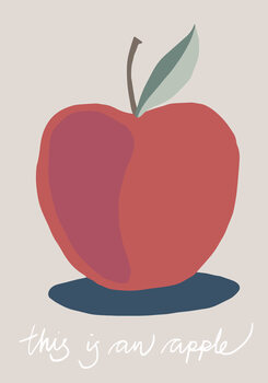 Illustrazione This is an Apple