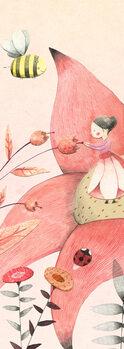 Ilustrace Thumbelina