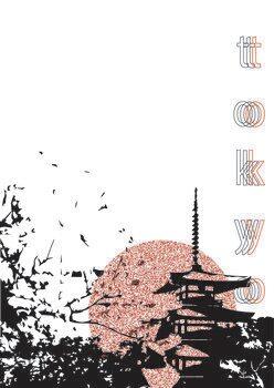 Ilustracja Tokyo