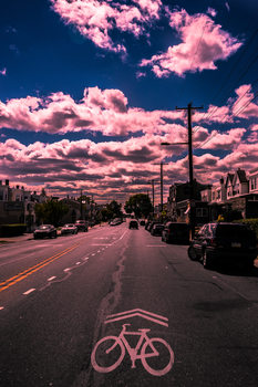 Photographie d'art Torresdale Ave