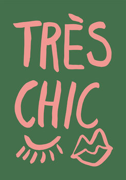 Ilustrace TrAus Chic Green