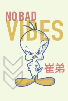 Kunstdrucke Tweety - No bad vibes