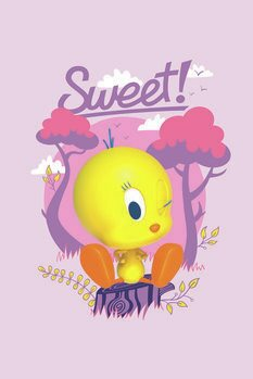 Umělecký tisk Tweety - Sweet
