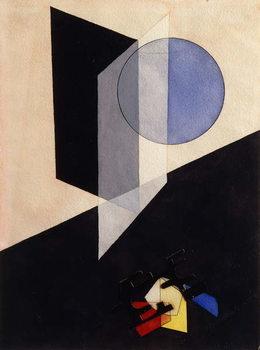 Umelecká tlač Untitled, 1926