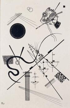 Reprodukcija umjetnosti Untitled (Drawing 4); Untitled (Dessin 4), 1924