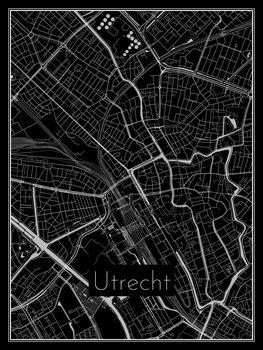 Mapa Utrecht