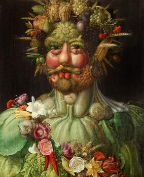Kunstdruck Vertumnus, 1591