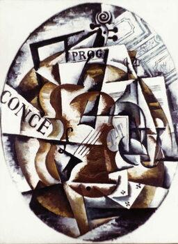 Obrazová reprodukce Violin' (1915)