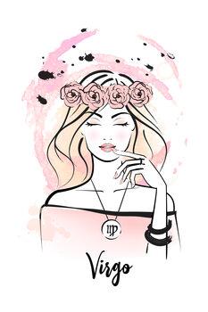 Ilustrace Virgo
