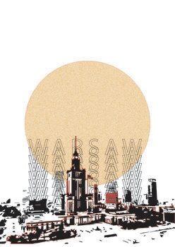 Ilustracja Warsaw