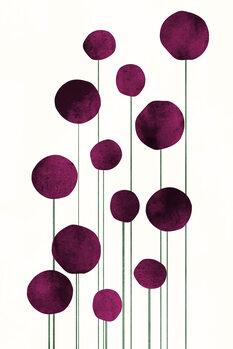Ilustracja Waterflowers No.2