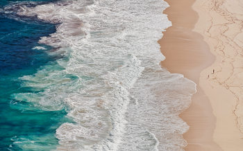 Photographie d'art Where the Ocean Ends...