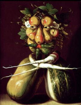 Obrazová reprodukce Whimsical Portrait