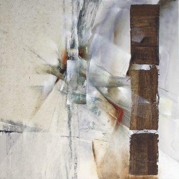 Ilustrace White composition