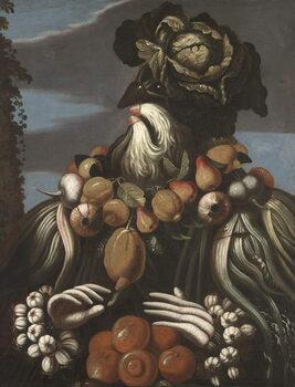 Obrazová reprodukce Winter, c.1580-1600