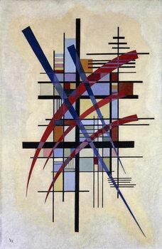 Εκτύπωση έργου τέχνης Zeichen mit Begleitung, 1927