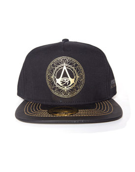 Basecap  Assassin's Creed Origins - Gold Crest Adjustable Cap