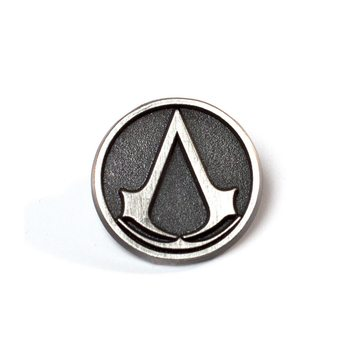 Assassin's Creed - Pin Antique Logo
