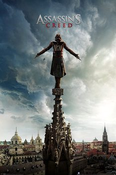 Assassin's Creed - Spire Teaser - плакат (poster)