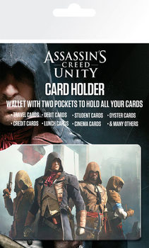 Θήκη καρτών Assassin's Creed Unity - Characters