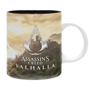 Hrnek Assassin's Creed: Valhalla - Landscape