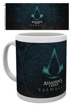 Taza Assassin's Creed: Valhalla - Logo