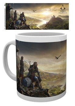 Tazza Assassin's Creed: Valhalla - Vista