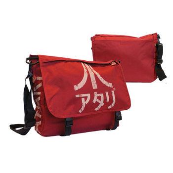 Táska Atari - Dark Red - Japanese Logo