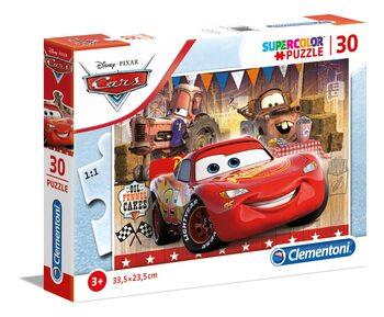 Puzzle Autá