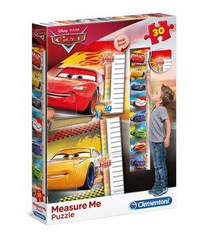 Puzzle Auta - Measure Me