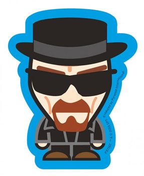 Breaking Bad - Heisenberg suit Autocolant
