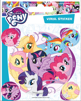 My Little Pony Autocolant