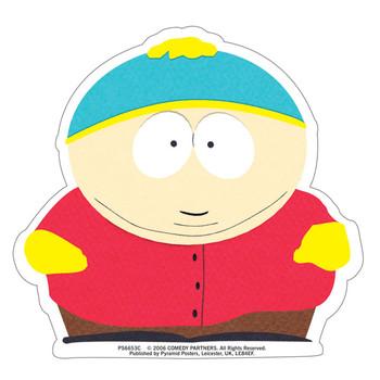 SOUTH PARK - cartman Autocolant