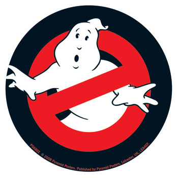 GHOSTBUSTERS - logo Autocollant