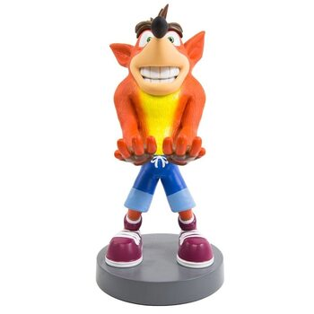 Figurine Crash Bandicoot - Crash Bandicoot (Cable Guy)