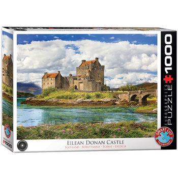 Puzzle Eilean Donan Castle Scotland