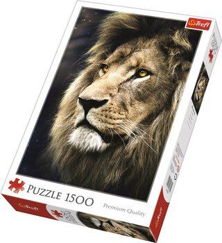 Puzzle Lion's Portrait