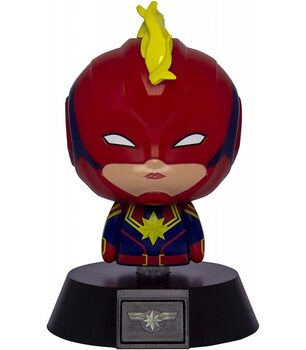 Figurine brillante Marvel - Captain Marvel