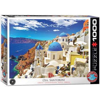 Puzzle Oia Santorini Greece
