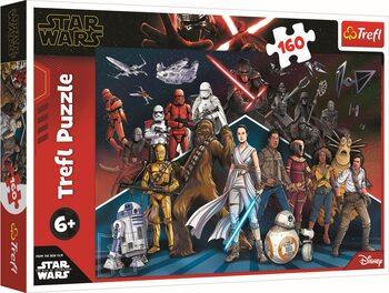 Puzzle Star Wars: L'ascension de Skywalker