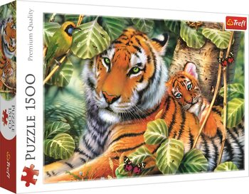 Puzzle Two Tigers