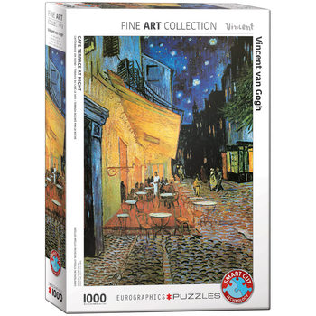 Puzzle Vincent van Gogh - Cafe Terrace at Night