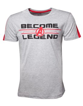 T-shirt Avengers: Endgame - Become A Legend