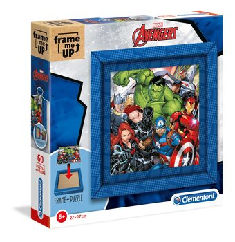 Puzzel Avengers - Frame Me Up
