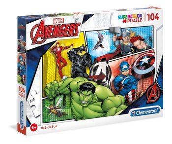 Puslespill Avengers