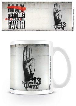 Csésze Az éhezők viadala: A kiválasztott – 2. rész - District 13 Rebellion