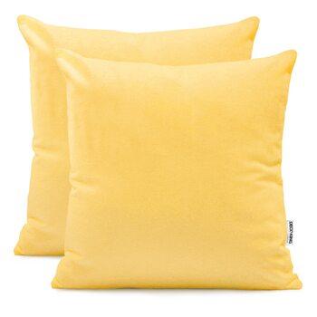 Калъфки за възглавници Amber Orange