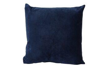 Възглавница Cushion Khios -  Velvet Dark Blue