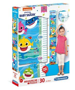 Puzzel Baby Shark - Measure Me