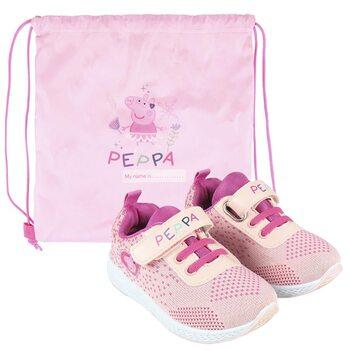 Klær Babysko - Peppa Pig